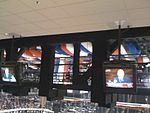 Balloons in the Xcel Center Rafters (2828776526).jpg