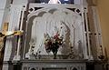 Ballymote Church of the Immaculate Conception South Aisle Altar 2010 09 23.jpg