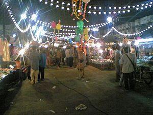 Kamphaeng Phet Province - Scene of Banana Festival