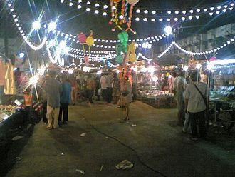 Kamphaeng Phet Province - Banana Festival