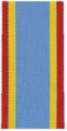 Band zum Medaille zur Erinnerung an die Goldene Hochzeit des großherzoglichenPaares Mecklenburg-Streliz.png