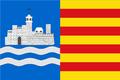 Bandera de Ciutadella.png