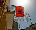 Bandiera d'Albania - Contessa Entellina.jpg