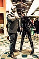 Bane and Catwoman Florida Supercon 2013.jpg