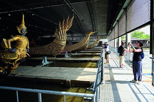 Bangkok Royal Barge National Museum 4