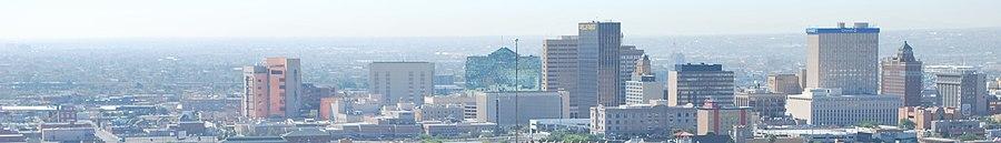 El Paso page banner