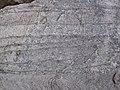 Baraboo Quartzite (upper Paleoproterozoic, ~1.7 Ga; Tumbled Rocks Trail, Devil's Lake State Park, Wisconsin, USA) 1 (18634338798).jpg