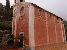 La chiesa parrocchiale di San Pietro a Barassi