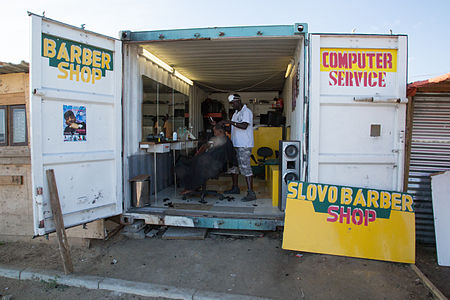 Barber Shop and Computer Service, Joe Slovo Park, Cape Town, South Africa-3385.jpg