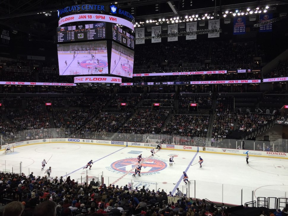 Barclays Center - New York Islanders 03