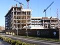 Barking Riverside construction site Fielders Quarter.jpg