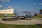Barksdale Global Power Museum September 2015 31 (Lockheed T-33A Shooting Star).jpg