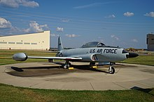 List of displayed Lockheed T 33 Shooting Stars | Revolvy