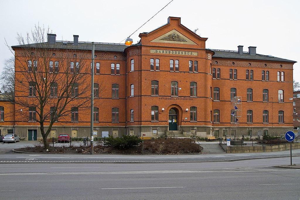 Göteborgs barnbördshus