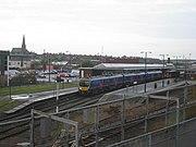 Barrow-in-Furness Station, Cumbria