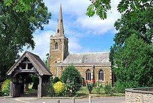Barrowby - All Saints Church, Barrowby
