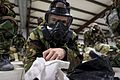 Basic Military Training trainees practice CBRNE 160503-F-GV347-009.jpg