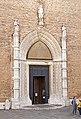 Basilica di Santa Maria dei Frari - Venezia - Portal.jpg