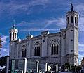 Basilica of Notre-Dame de Fourvière Closeup Side.jpg