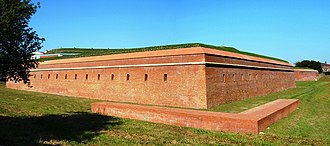 Zamość - 7th Bastion of the Fortress – The only fully preserved bastion