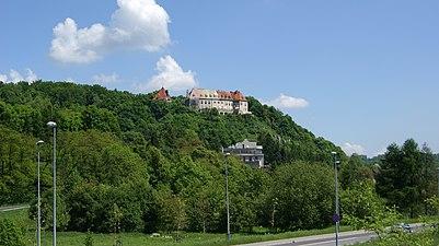 Baszta Villa and Castle, Przegorzaly, Krakow, Poland.jpg