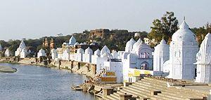 Bateshwar, Uttar Pradesh - Image: Bateshwar Temples