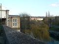 Bath Spa railway station and River Avon 01.jpg