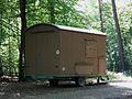 Bauwagen des Staatlichen Forstamtes Schwetzingen 2011.JPG