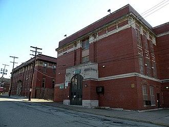 Homewood (Pittsburgh) - Baxter High School