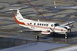 Beechcraft 200 Super King Air, Air-Glaciers JP6774241.jpg