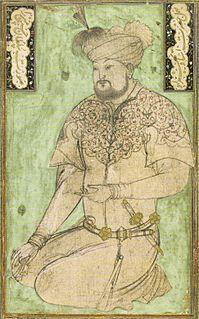 Sultan Husayn Bayqara
