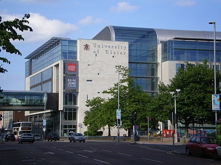Ulster University, Belfast campus Belfast-University-of-Ulster.jpg