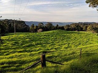 Bellawongarah Town in New South Wales, Australia