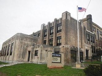 Belleville, New Jersey - Bellville Middle School