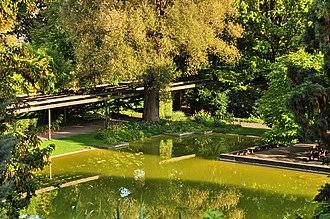 Lydia Welti-Escher - Belvoirpark in Zürich