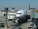 Ben Gurion International Airport מטוס1.JPG