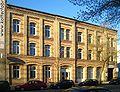 Berlin, Mitte, Koepenicker Strasse 125, Feuerwache Luisenstadt 02.jpg