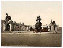 Berlin Kaiser Wilhelm I Denkmal um 1900.jpg