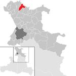 Berndorf near Salzburg in the SL.png district