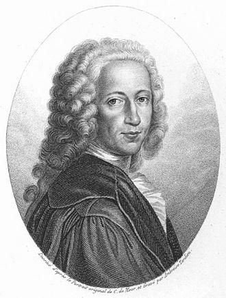 Bernhard Siegfried Albinus - Bernhard Siegfried Albinus