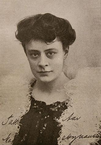 Betty Nansen - Betty Nansen