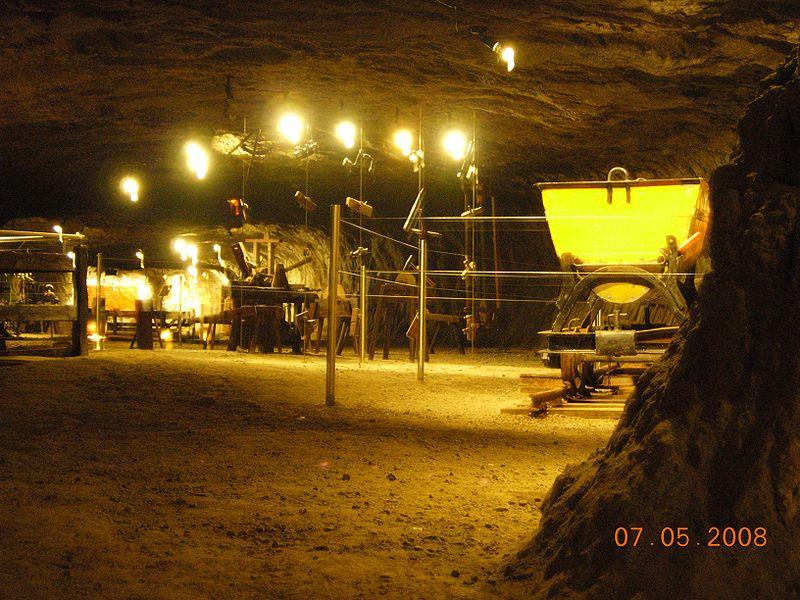 Bex Salt Mines