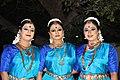 Bharat Natyam dancers in performing in Bharat Bhavan Bhopal 1.jpg