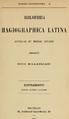 Bibliotheca Hagiographica Latina.png