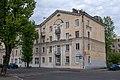 Bierascianskaja Street (Minsk, Belarus) — Вуліца Берасцянская (Мінск, Беларусь) — Улица Берестянская (Минск, Беларусь) p01.jpg