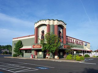 Bill Grays Fast food chain in the Rochester, New York area