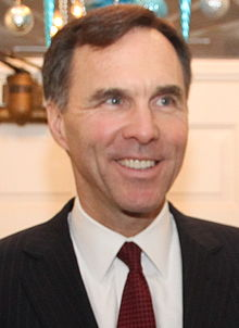 Bill Morneau en 2015.