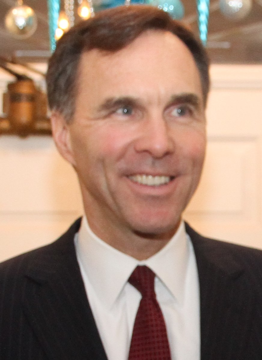 Bill Morneau 2015