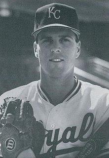 Bill Pecota American baseball player