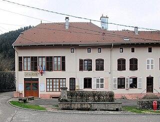Bionville Commune in Grand Est, France